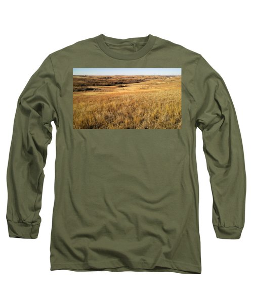 Beauty On The High Plains Long Sleeve T-Shirt