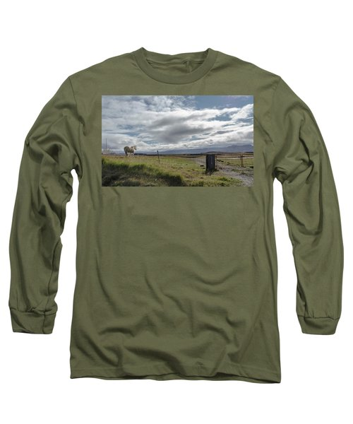 Behold A Pale  Horse Long Sleeve T-Shirt