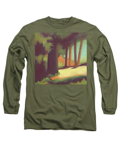 Berkeley Codornices Park Long Sleeve T-Shirt