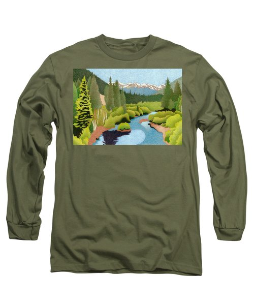 Berthoud Pass Long Sleeve T-Shirt