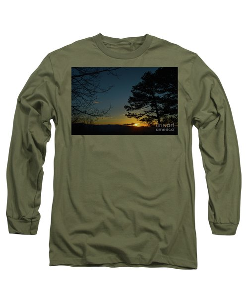 Beyond The Now Long Sleeve T-Shirt