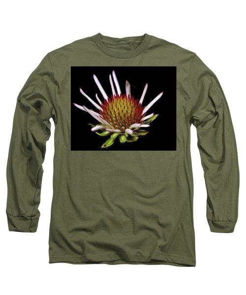 Black Sampson Long Sleeve T-Shirt