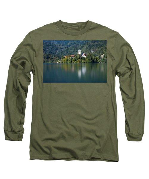 Bled Island Long Sleeve T-Shirt