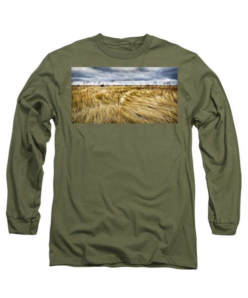 Blonde On Blonde Long Sleeve T-Shirt