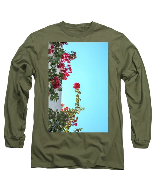 Blooming Beauty Long Sleeve T-Shirt