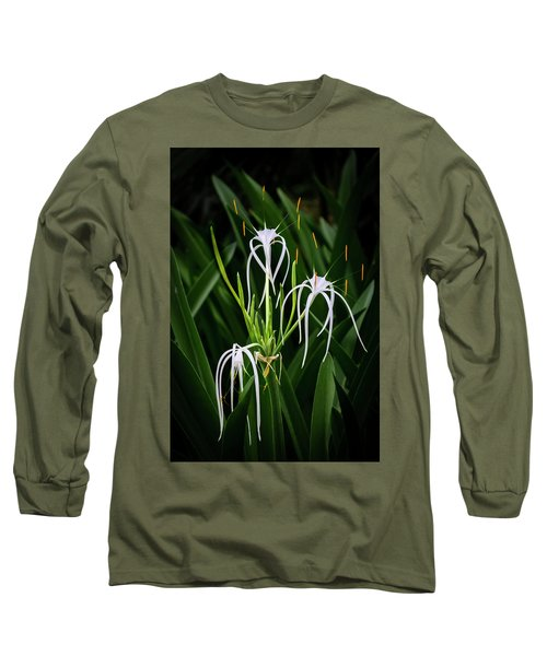 Blooming Poetry 4 Long Sleeve T-Shirt