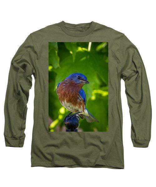 Bluebird Long Sleeve T-Shirt