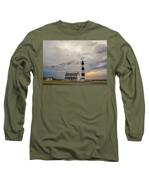 Bodie Island Lighthouse No. 2 Long Sleeve T-Shirt