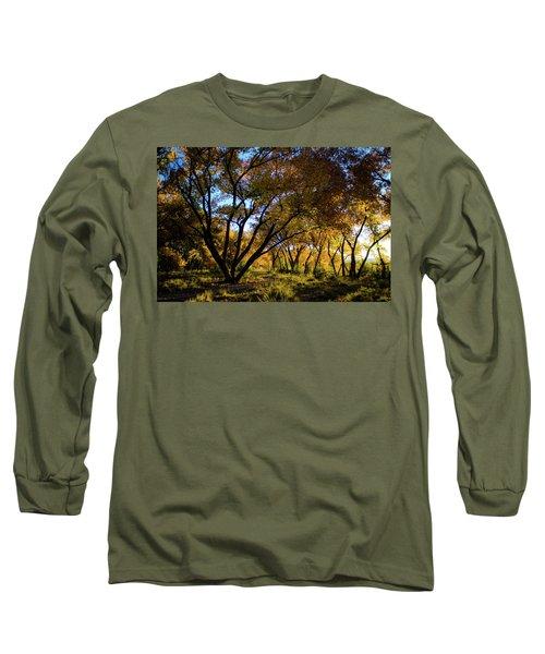 Bosque Color Long Sleeve T-Shirt