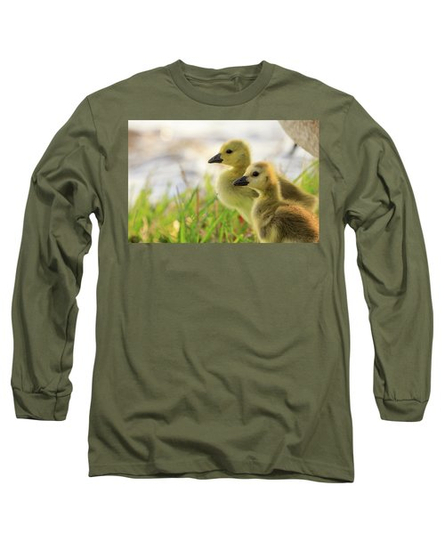 Boston Goslings Long Sleeve T-Shirt