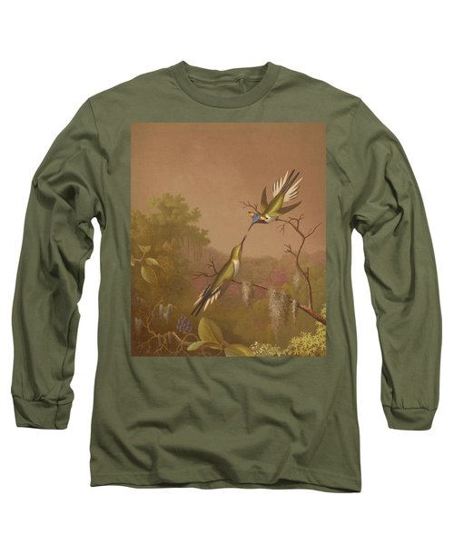 Brazilian Hummingbirds II Long Sleeve T-Shirt