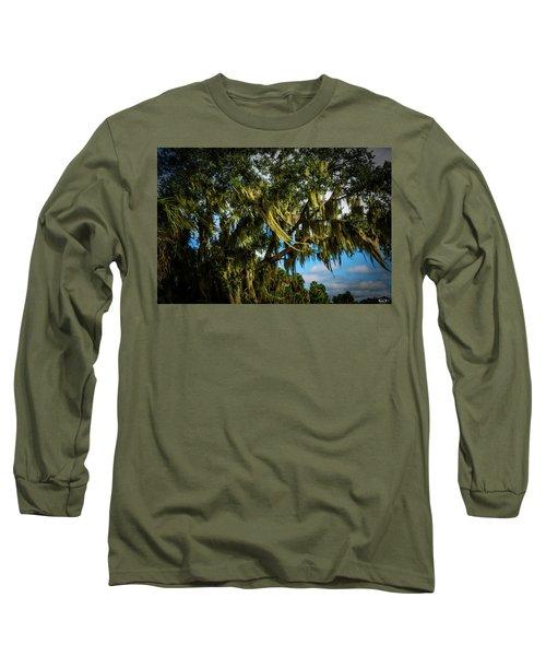 Breezy Florida Day Long Sleeve T-Shirt