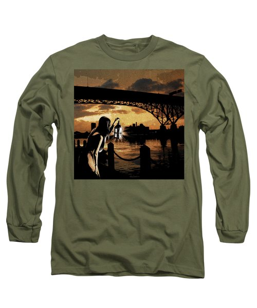 Bridge Iv Long Sleeve T-Shirt