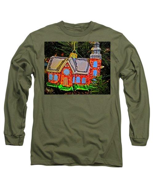 Bruton Parish Church Long Sleeve T-Shirt