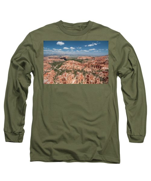 Bryce Canyon Trail Long Sleeve T-Shirt