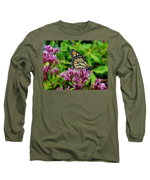 Butterfly Beauty Long Sleeve T-Shirt