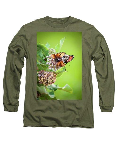 Butterfly Buffet II Long Sleeve T-Shirt