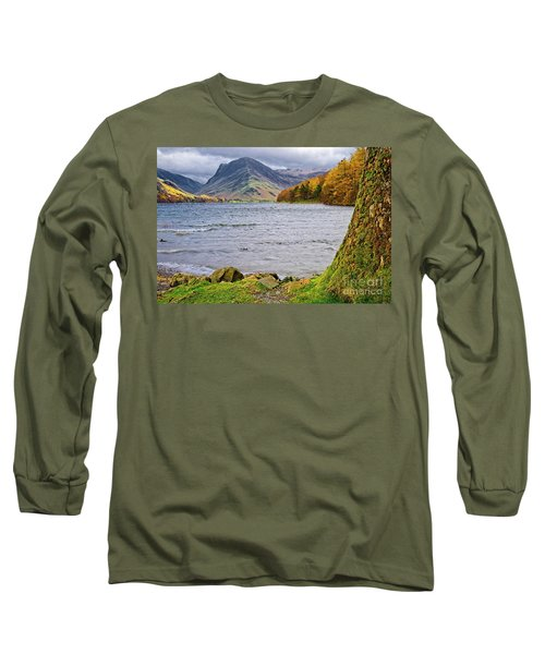 Buttermere Lake District Long Sleeve T-Shirt