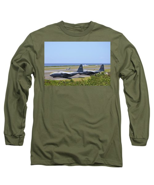 C130h At Rest Long Sleeve T-Shirt