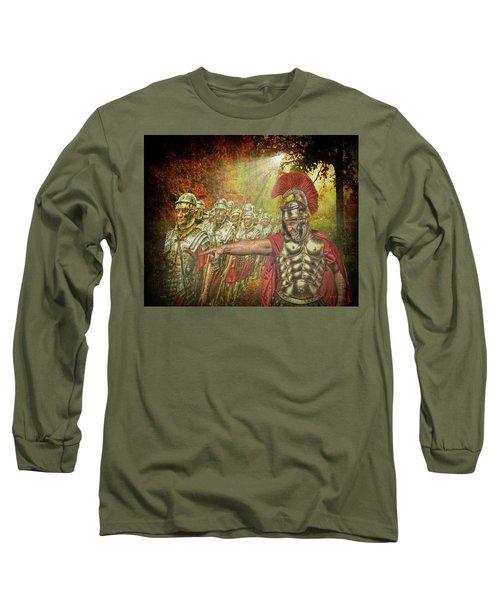 Caesar Long Sleeve T-Shirt