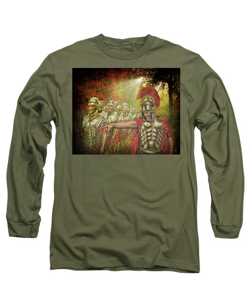 Caesar Long Sleeve T-Shirt
