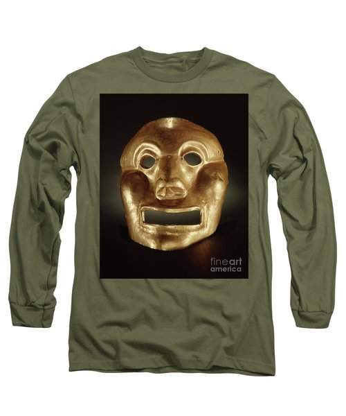 Calima Mask  Long Sleeve T-Shirt