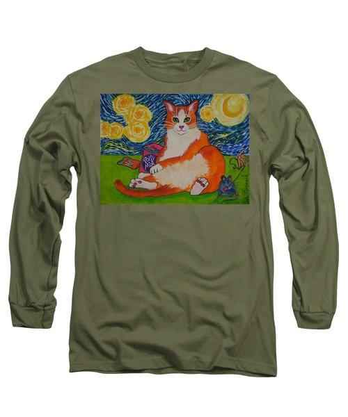 Cat Nipped  Long Sleeve T-Shirt
