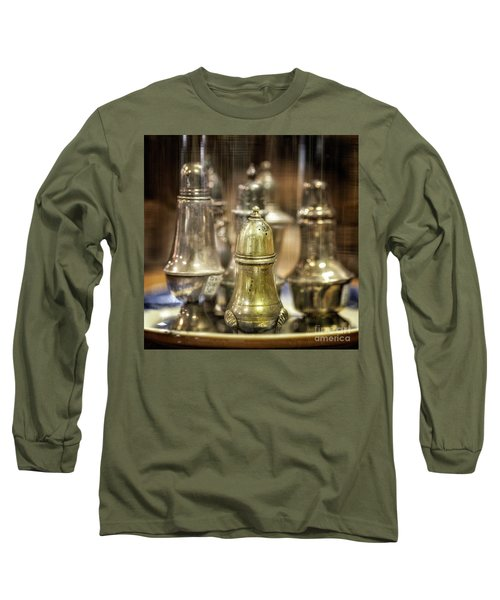 Center Staged Long Sleeve T-Shirt