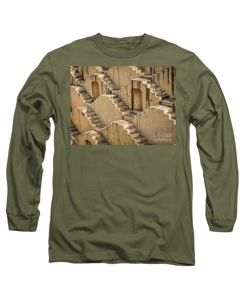 Chand Baori Long Sleeve T-Shirt