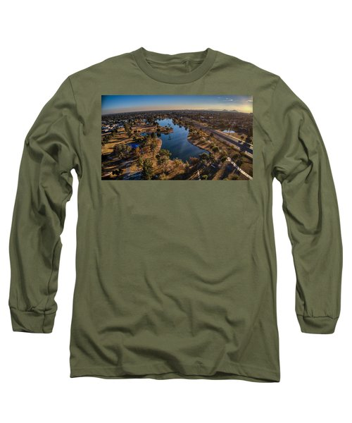 Chaparral Lake Long Sleeve T-Shirt