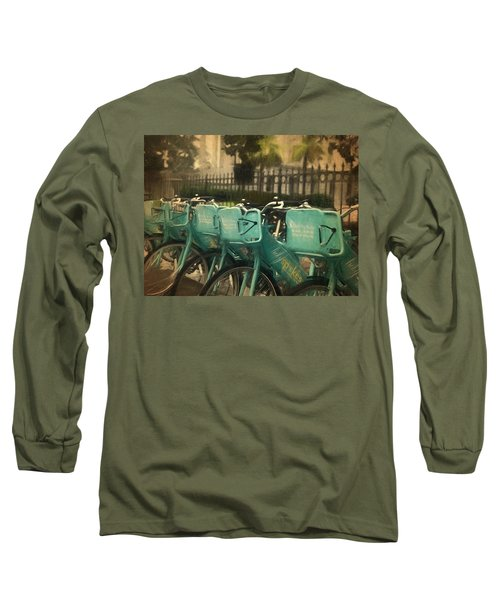 Choose Your Ride Long Sleeve T-Shirt