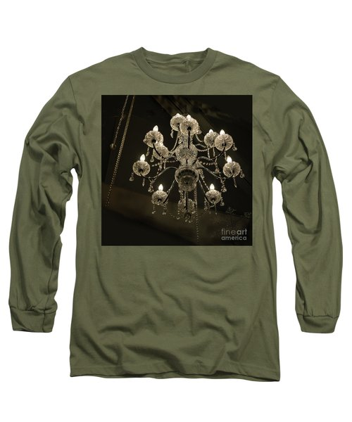 Chrystal Lights Long Sleeve T-Shirt