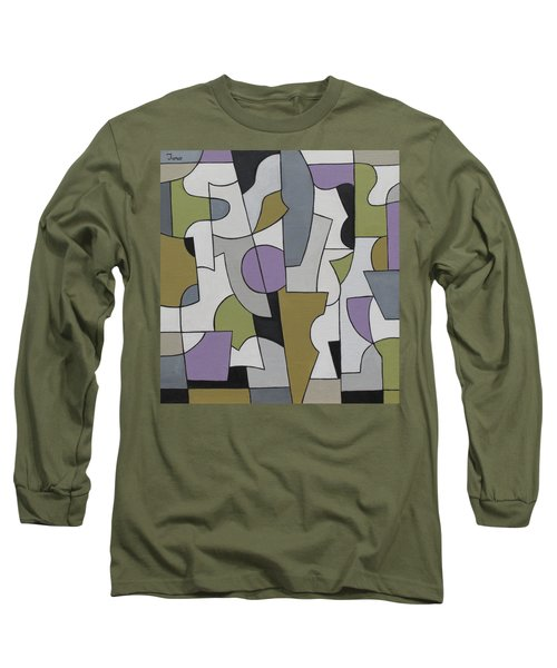 Circuitous Long Sleeve T-Shirt