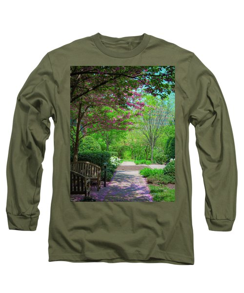 City Oasis Long Sleeve T-Shirt