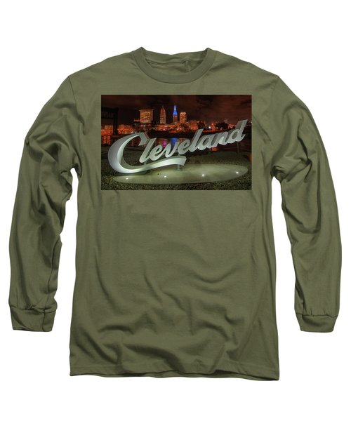 Cleveland Proud  Long Sleeve T-Shirt