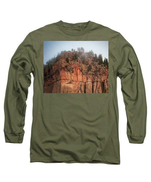 Cliff Face Hz Long Sleeve T-Shirt