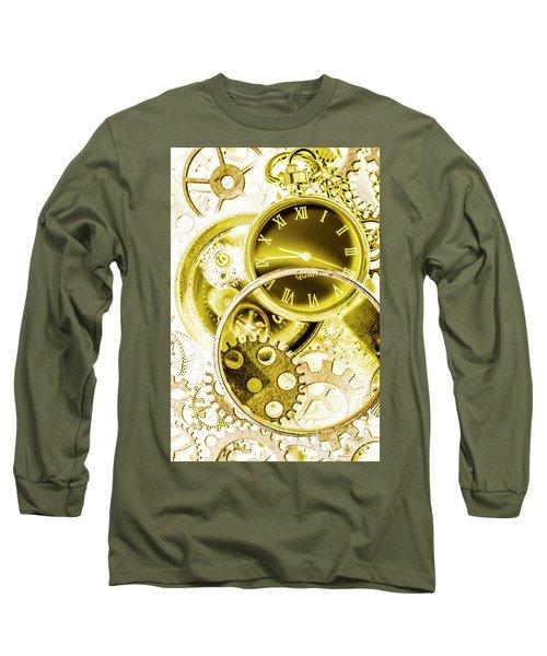 Clock Watches Long Sleeve T-Shirt