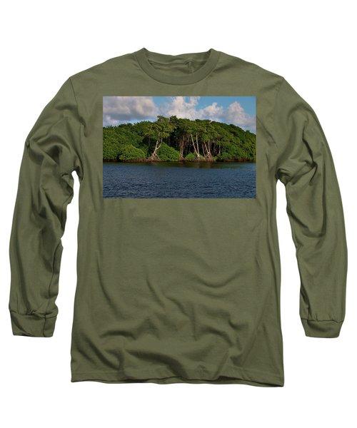 Cocal, Manzanilla Long Sleeve T-Shirt