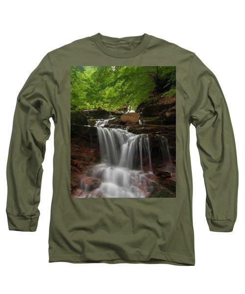 Cold River Long Sleeve T-Shirt