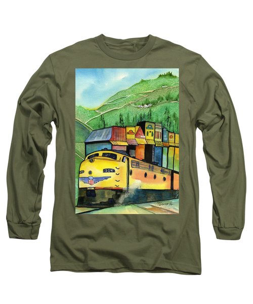 Colfax California Long Sleeve T-Shirt