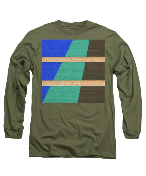 Colorado Abstract Long Sleeve T-Shirt