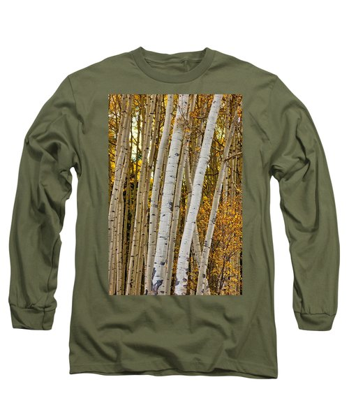 Colorado Aspens Long Sleeve T-Shirt