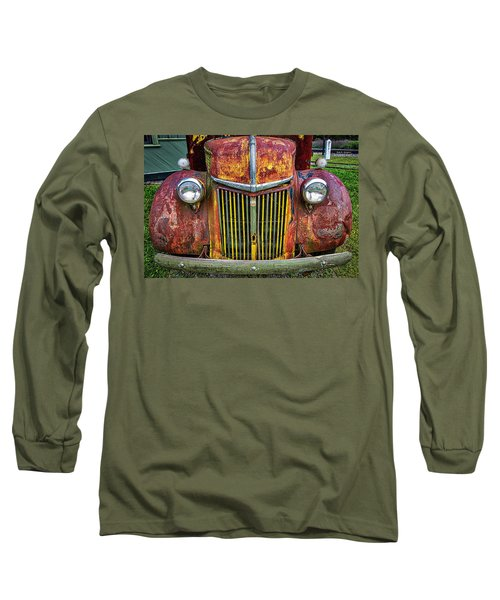 Colorful Ford Long Sleeve T-Shirt