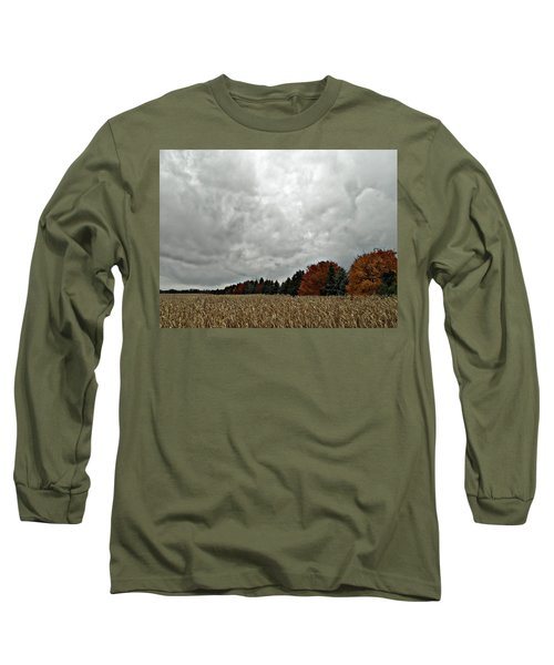 Colourful Explorations Long Sleeve T-Shirt