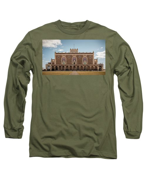 Convention Hall Long Sleeve T-Shirt