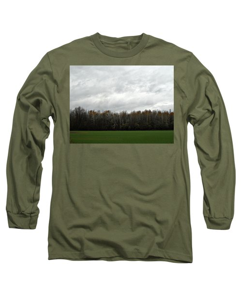 Country Autumn Drive Long Sleeve T-Shirt