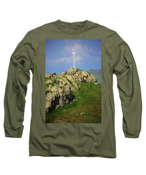 Countryside Cross Long Sleeve T-Shirt