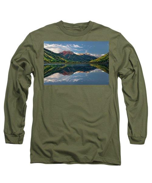 Crystal Morning Long Sleeve T-Shirt