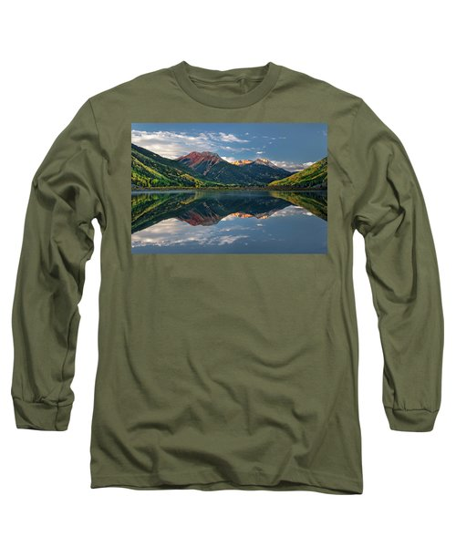 Crystal Morning Long Sleeve T-Shirt
