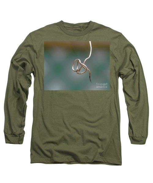Curly Q Long Sleeve T-Shirt